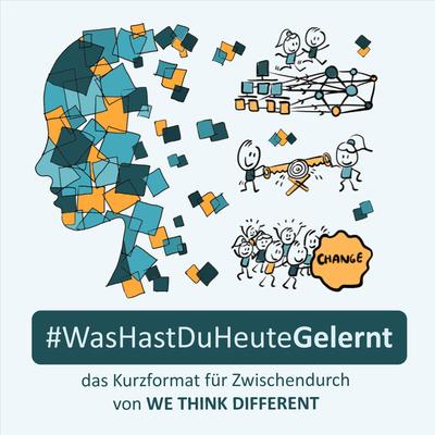 #WasHastDuHeuteGelernt