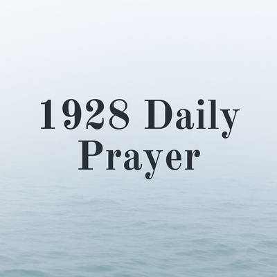 1928 Daily Prayer