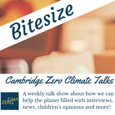 Cambridge Zero Climate Talks - Bitesize