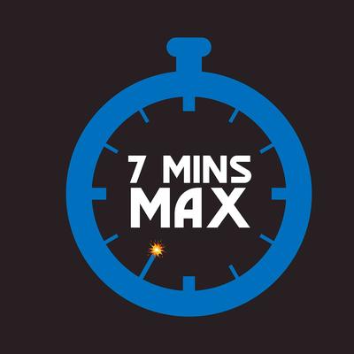 7 Mins Max with Mark Alexander-Erber - Golden Robot Global Entertainment.