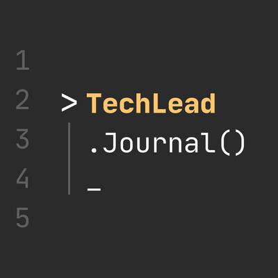 Tech Lead Journal