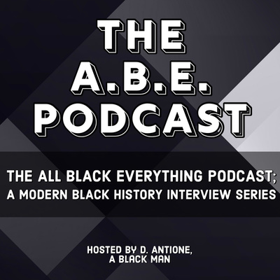 The All Black Everything podcast