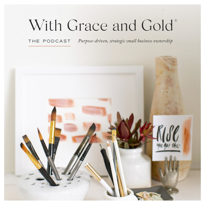 With Grace and Gold: The Podcast