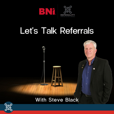 Let's Talk Referrals!