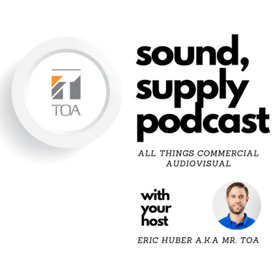 TOA Electronics Sound Supply