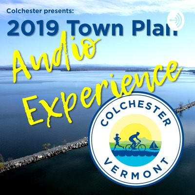 Colchester's 2019 Town Plan Audio Experience