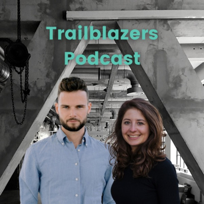 Trailblazers Podcast with Charlotte and Matthijs
