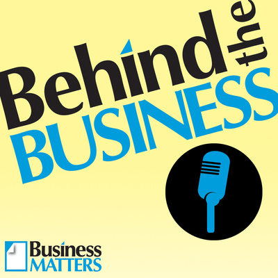 Behind the Business - A Butler County Business Matters Podcast