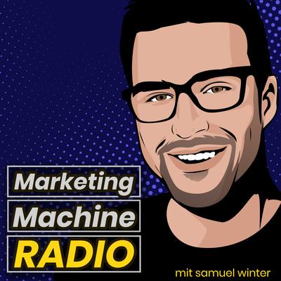 Marketing Machine Radio