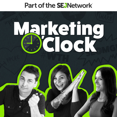 Marketing O'Clock - Weekly Digital Marketing News Focused on PPC, SEO & Social Media