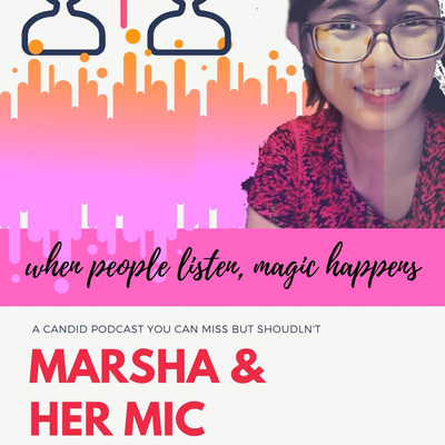 Marsha And Her Mic