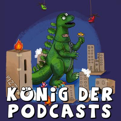 König der Podcasts - Der Kaiju-Film-Podcast