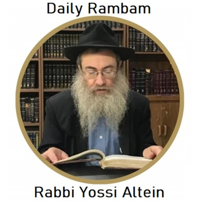 Rabbi Yossi Altein - 1 Chapter a Day - Rambam