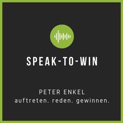 Peter Enkel - auftreten. reden. gewinnen.