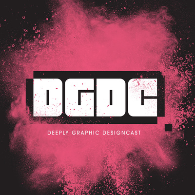 The DGDC - Deeply Graphic Designcast