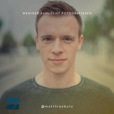 Weniger schlecht fotografieren - Fotopodcast by Matthias Butz