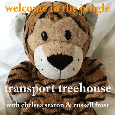 transport treehouse