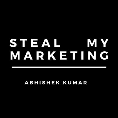 Steal My Marketing