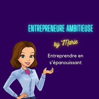 Entrepreneure ambitieuse