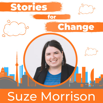Stories for Change with Suze Morrison