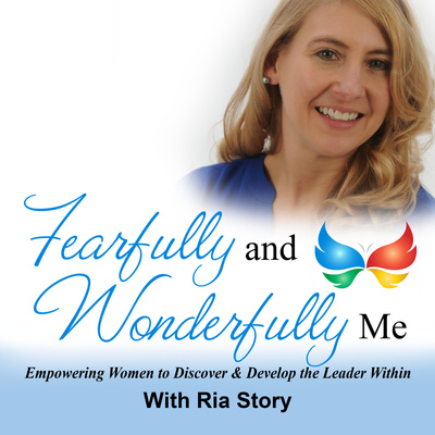 Fearfully and Wonderfully Me: Empowering Women to Discover & Develop the Leader Within
