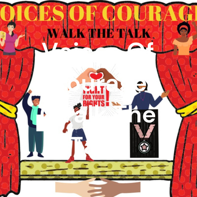 Voices Of Courage (YOUR PURPOSE)