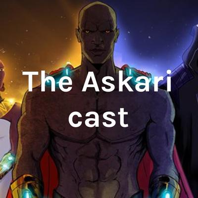 The Askari cast