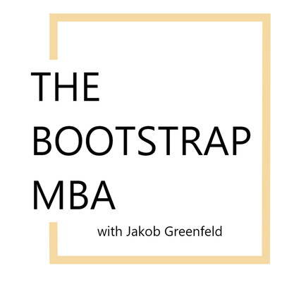 The Bootstrap MBA