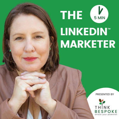 The 5 Minute LinkedIn Marketer: Karen Hollenbach