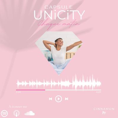 Unicity capsule - Bulle de méditation quotidienne