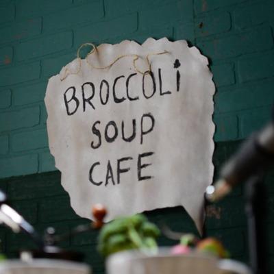 Broccoli Soup Cafe