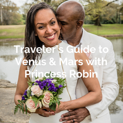 Traveler's Guide to Venus & Mars with Princess Robin