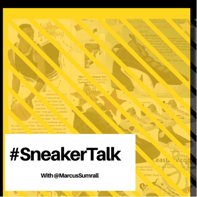 #SneakerTalk with @MarcusSumrall