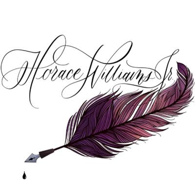 Horace Williams Jr- Author@pleasingtothepotter.com