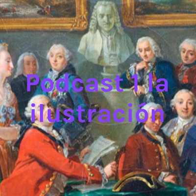 Podcast 1 la ilustración