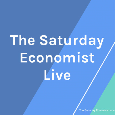 The Saturday Economist Live