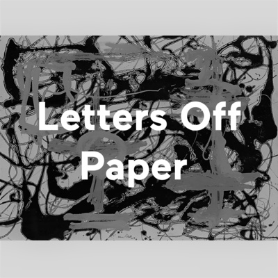 Letters Off Paper