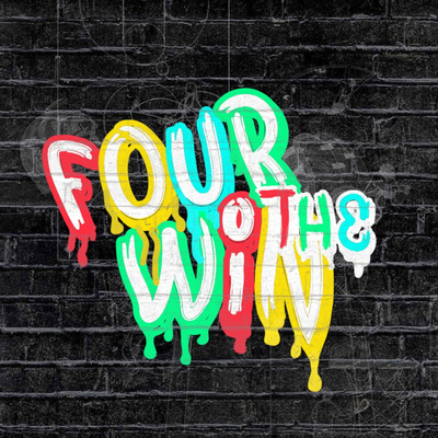 The Four the Win Podcast logo