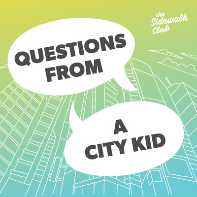Questions From A City Kid