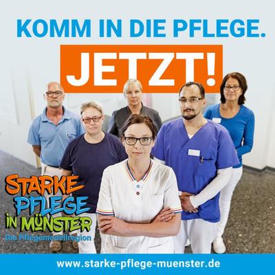 Starke Pflege in Münster