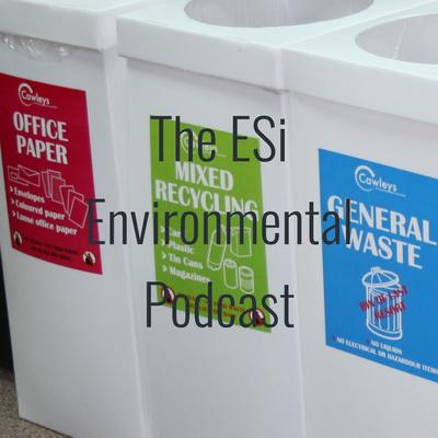 The ESi Environmental Podcast