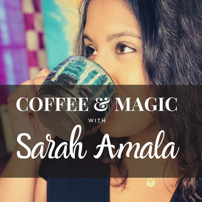 Coffee&Magic with Sarah Amala