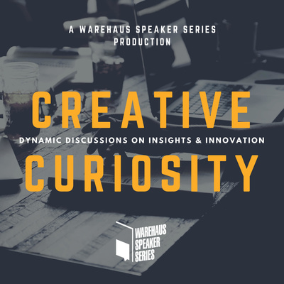 Creative Curiosity: Dynamic Discussions on Insights and Innovation.