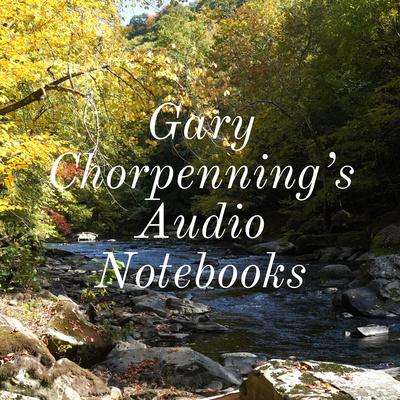Pastor Gary's Audio Notebooks