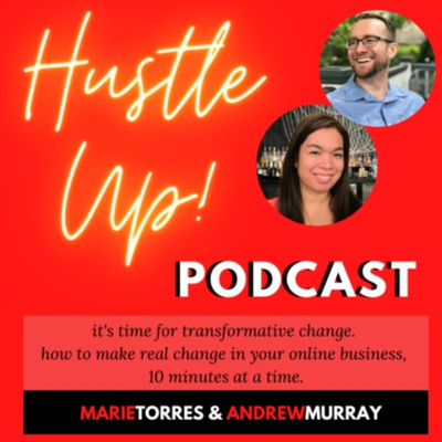 Hustle Up Podcast: Marketing Advice That Works For Couples