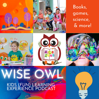 Wise Owl: Reading, Learning, Exploring