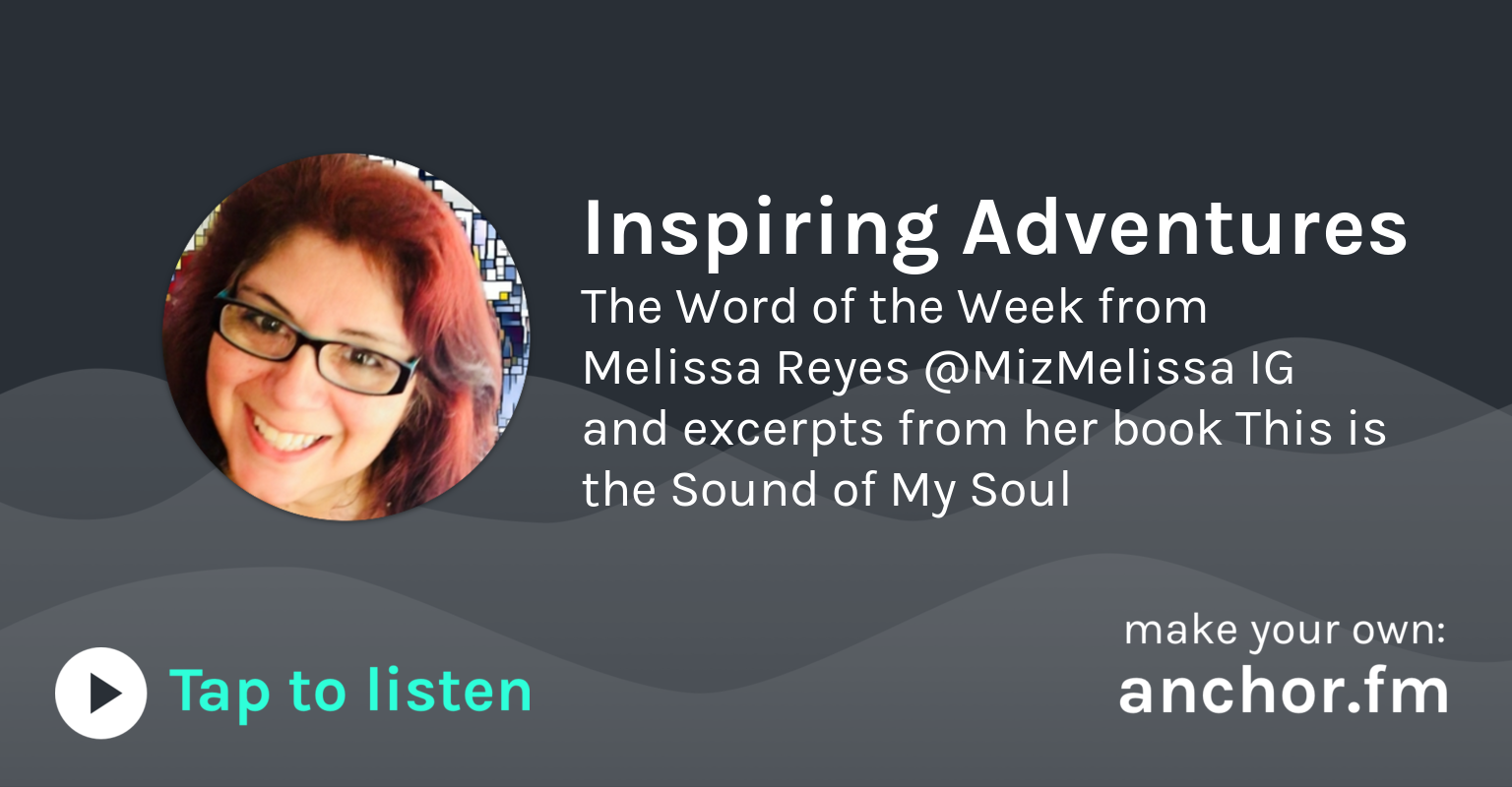 Melissa Reyes @MizMeliz | Anchor - The easiest way to start a podcast