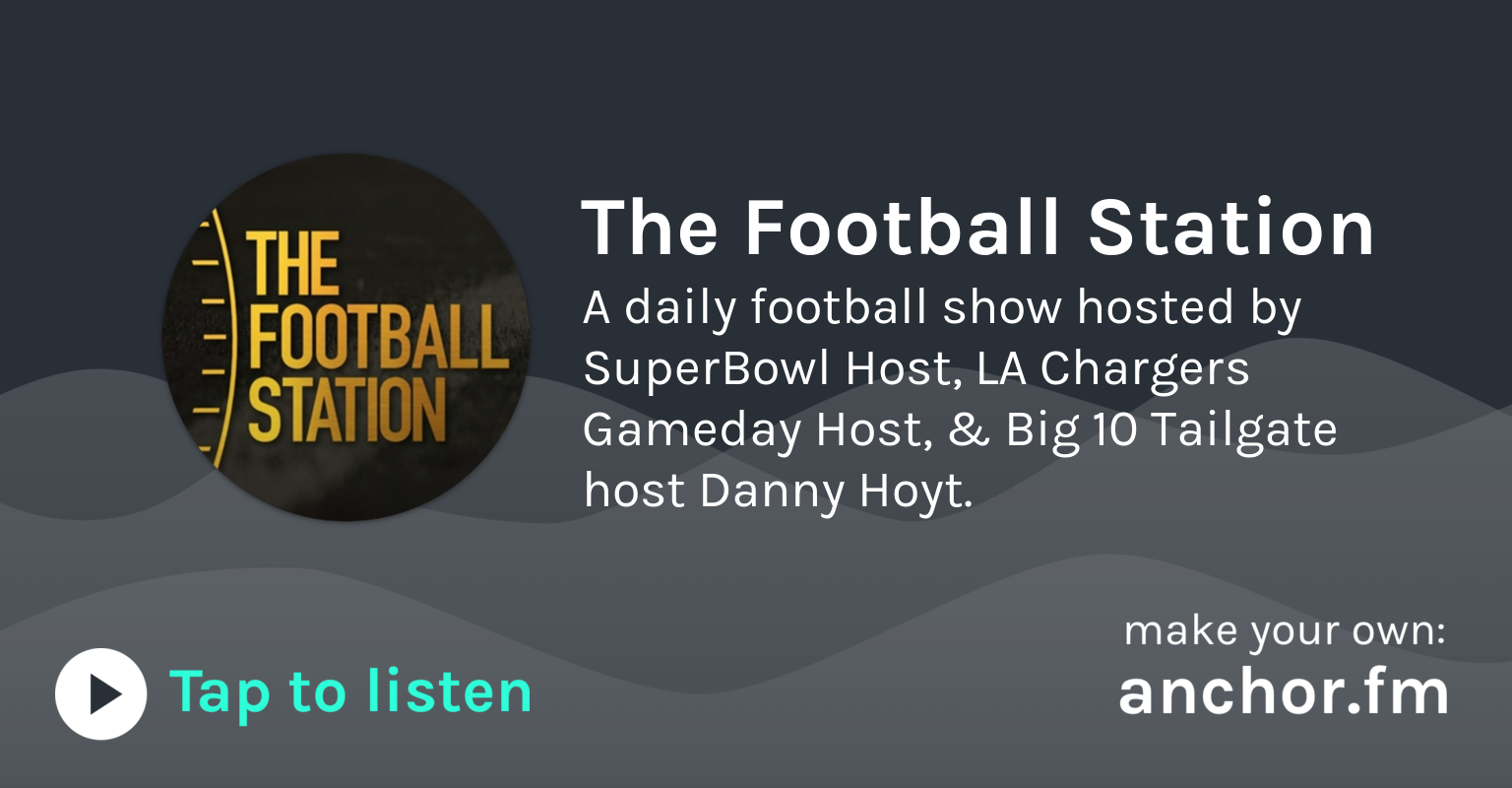 Colin Kaepernick isn't just talking the talk, he's walking the walk.  by The Football Station   Anchor - Radio, reinvented