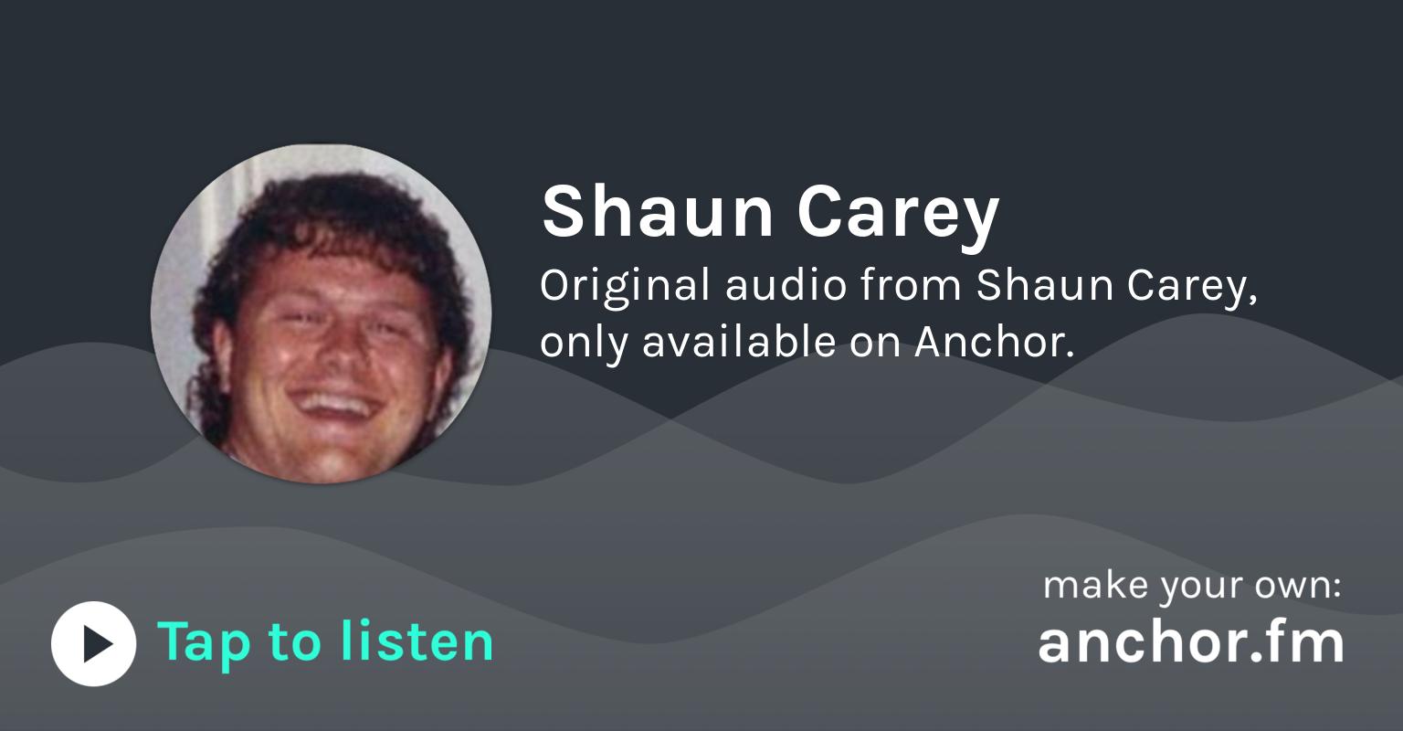 Shaun anchor