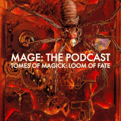 Tomes of Magick: Verbena by Mage: The Podcast • A podcast on